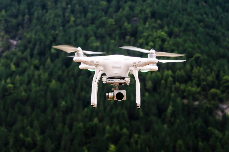 best places to fly a drone