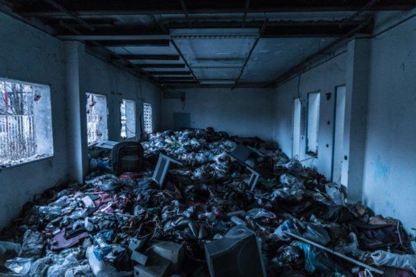 Electronics Trash