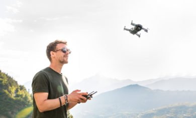 How Far Away Can a Drone Fly From Its Controller?