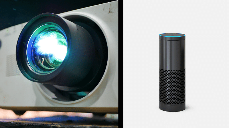 5 projectors that work with Alexa