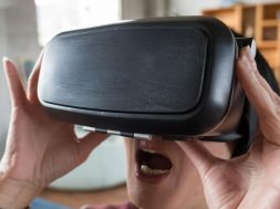 VR Headset Blurry