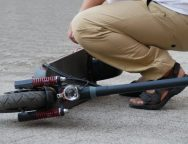 Electric Scooter Flat tire