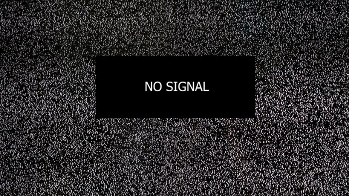 Why Does My TV Say No Signal