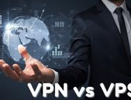 VPN Vs VPS